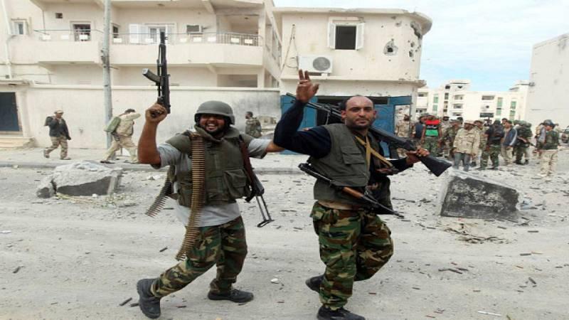 25 años de Radio 5 - La guerra de Libia - Escuchar ahora