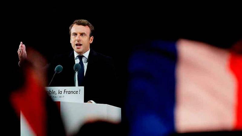 25 años de Radio 5 - La victoria de Macron - Escuchar ahora