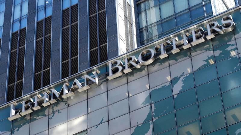 La caída de Lehman Brothers - Escuchar ahora