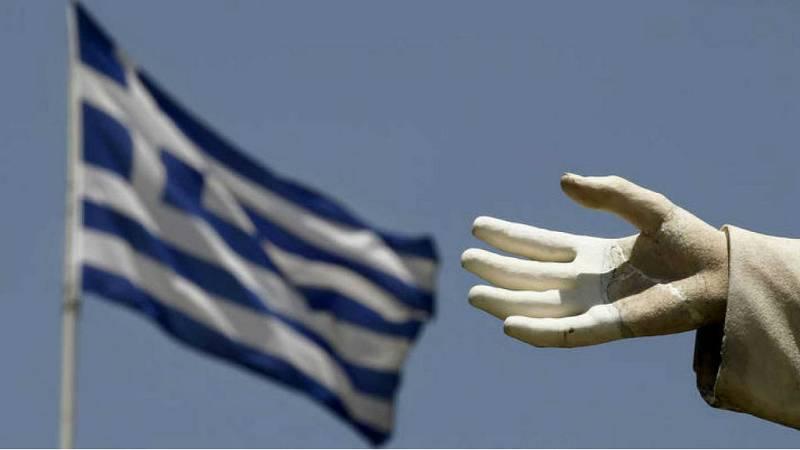 El rescate griego - Escuchar ahora