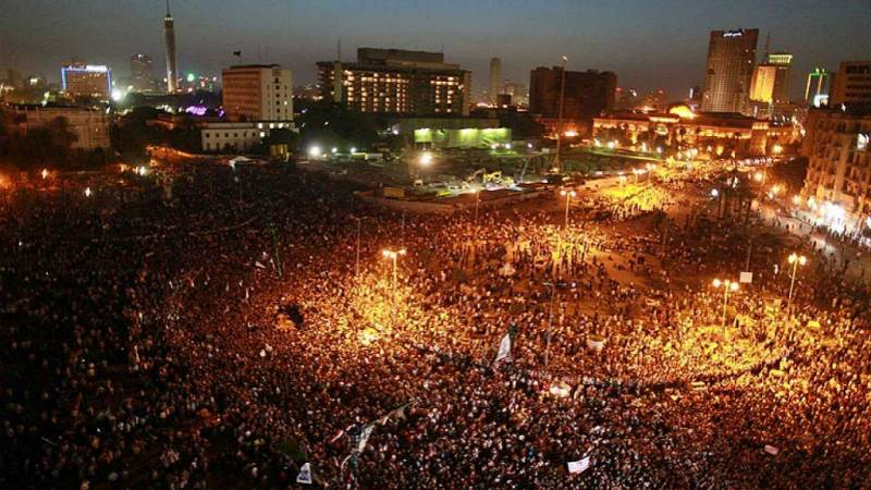 25 años de Radio 5 - La revolución de la Plaza Tahrir - Escuchar ahora
