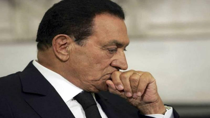 25 años de Radio 5 - El adiós de Hosni Mubarak - Escuchar ahora