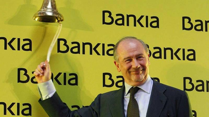 25 años de Radio 5 - La nacionalización de Bankia - Escuchar Ahora