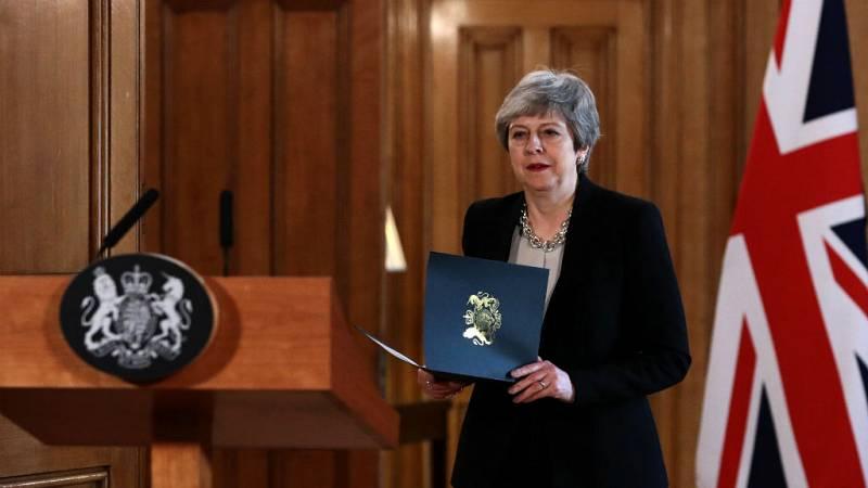 """24 horas - May pedirá una nueva prórroga """"corta"""" del 'Brexit' a Bruselas para consensuar el acuerdo de salida con la oposición - escuchar ahora"""