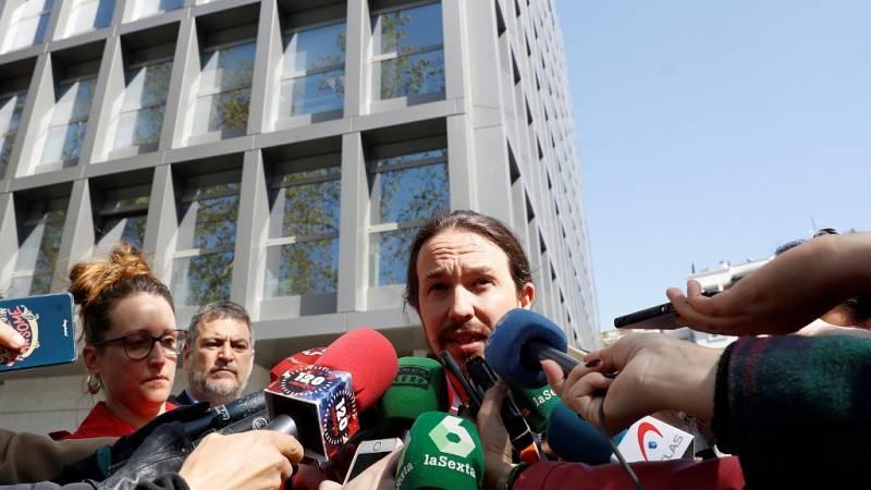 Las cloacas: una vida nueva en España a cambio de reconocer que Venezuela financiaba a Podemos