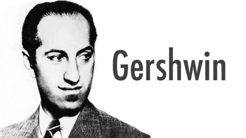 "George Gershwin - Orts - ""Todo es lenguaje musical"" - Escuchar ahora"
