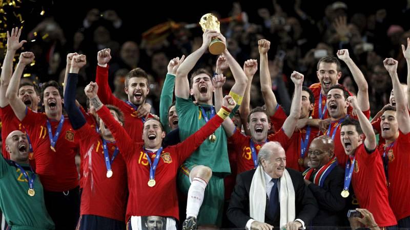 25 años de Radio 5 - La selección española de fútbol campeona del Mundo - Escuchar ahora