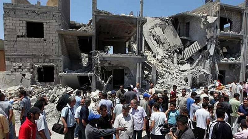 25 años de Radio 5 - El conflicto en Libia - Escuchar ahora