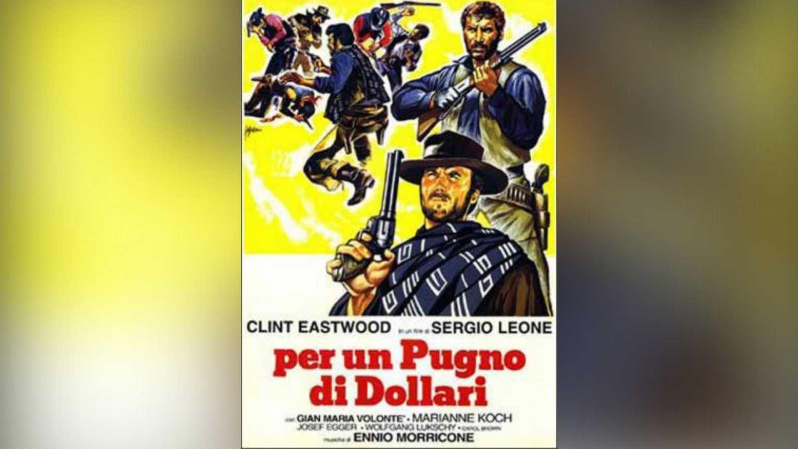 Vamos al cine - Sergio Leone y Ennio Morricone: más que una trilogía - 04/04/19 - escuchar ahora
