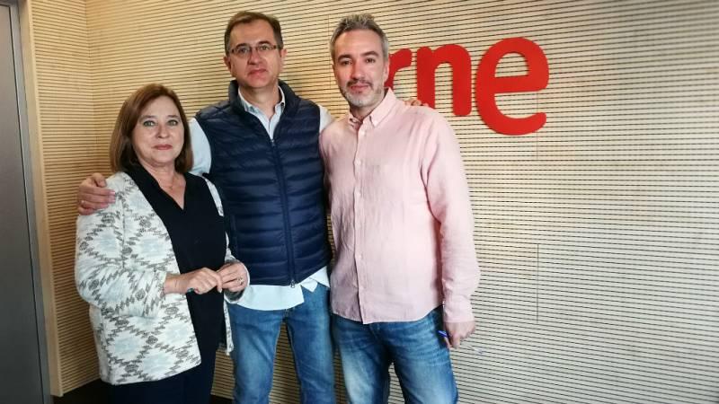 """25 años de Radio 5 - Pedro Carreño (exdirector): """"Recuerdo muchísimo trabajo"""" - Escuchar ahora"""