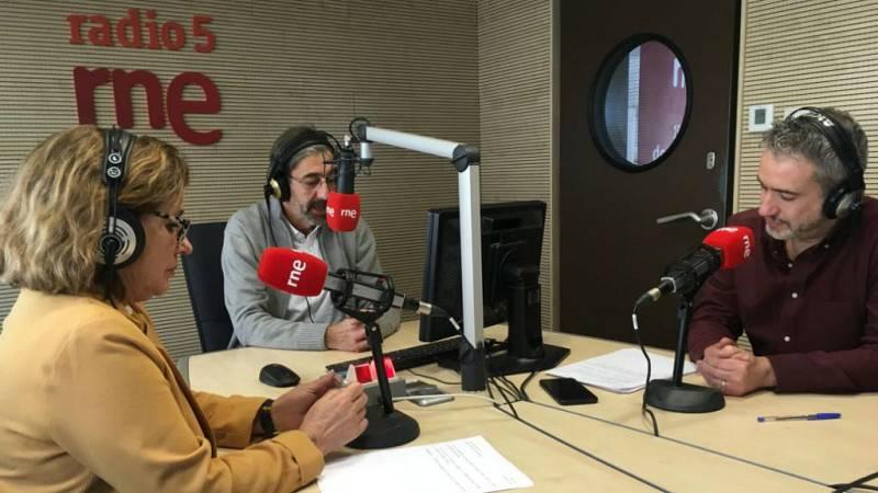 """25 años de Radio 5 - Chema Forte (exdirector): """"Somos creíbles y rápidos""""- Escuchar ahora"""