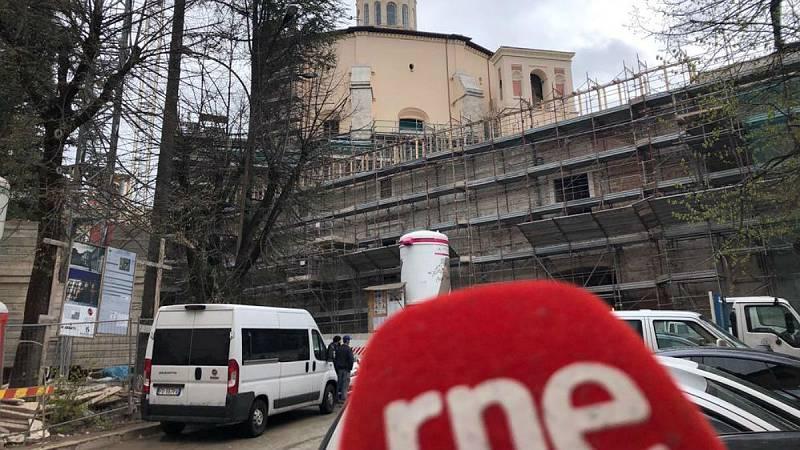 Radio 5 Actualidad - L'Aquila, una ciudad fantasma diez años después del terremoto