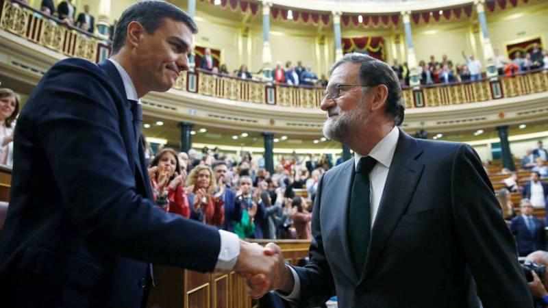 25 Años de Radio 5 - La moción de censura a Mariano Rajoy - Escuchar ahora