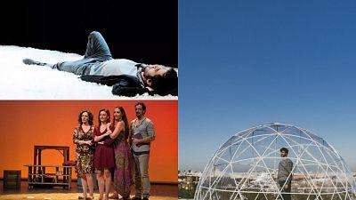 La sala - Nacho Aldeguer, Carolina África y Julio Provencio; 'Jauría' y 'La naranja mecánica' en Buenos Aires - 07/04/19 - escuchar ahora