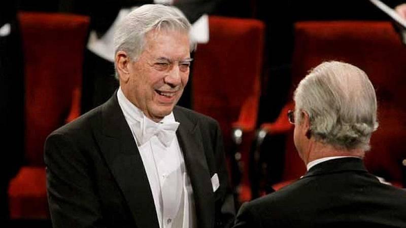 25 años de Radio 5 - Mario Vargas Llosa gana el Premio Nobel de Literatura en 2010 - Escuchar ahora