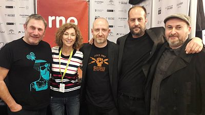 De película - 'Siete razones para huir' cine español en De película - 06/04/19 - escuchar ahora
