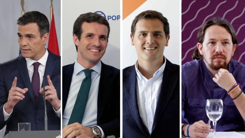 Boletines RNE - El CIS  | El PSOE ganaría con hasta 138 escaños y podría doblar al PP - escuchar ahora