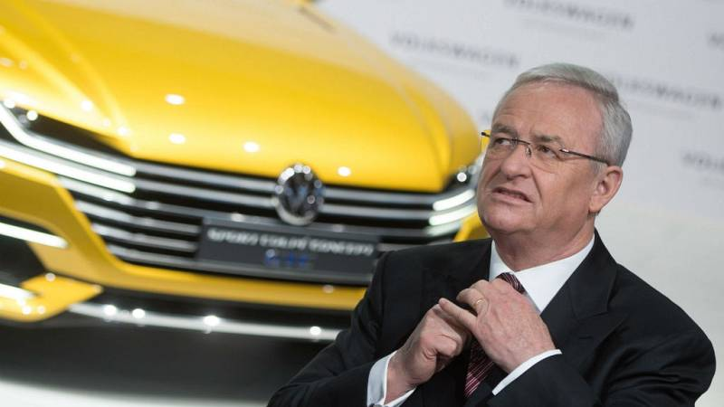 14 horas - La fiscalía acusa de fraude al expresidente del grupo Volkswagen - Escuchar ahora
