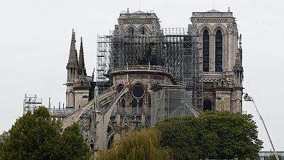 Las mañanas de RNE con Íñigo Alfonso -  Europa desconsolada: Notre Dame en llamas - Escuchar ahora