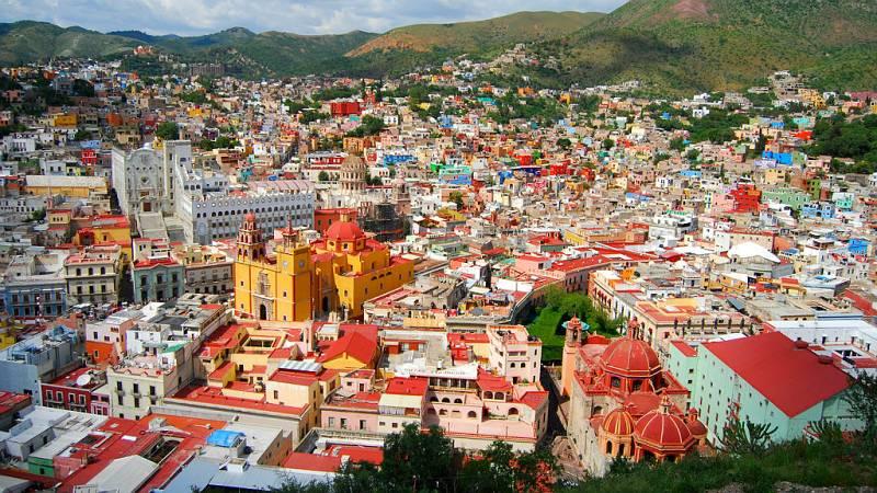 Nómadas - Guanajuato, laberinto de colores - 04/08/19 - Escuchar ahora