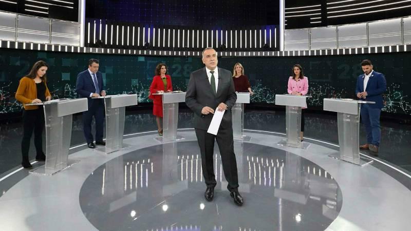 14 horas - ¿Son decisivos los debates? ¿Cambian el voto? - Escuchar ahora