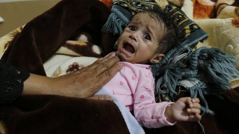 Boletines RNE - Más de 1.500 niños muertos desde 2016 en la guerra de Yemen - escuchar ahora