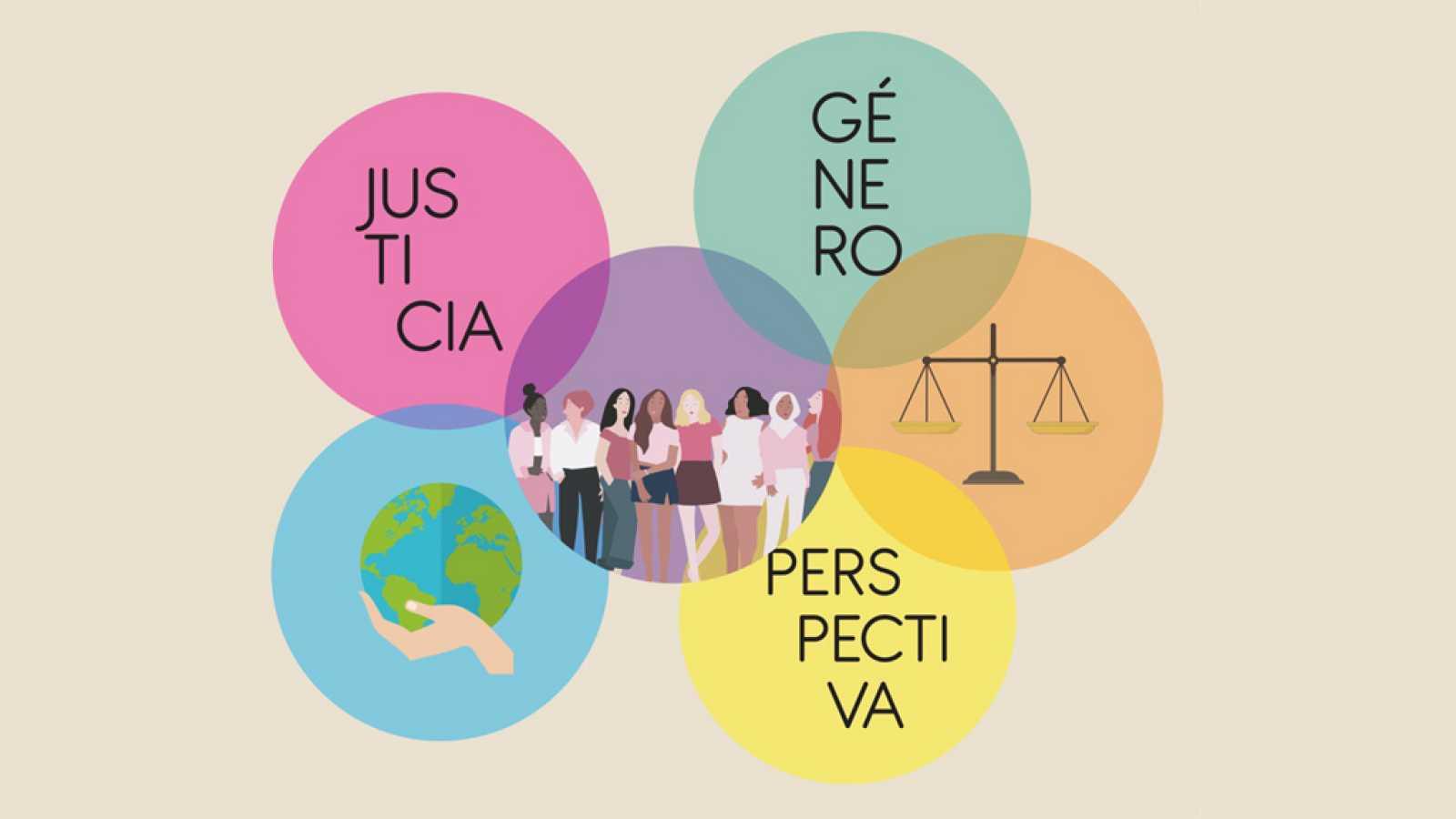 Punto de enlace - Madrid acoge I Congreso Internacional de Juezas llegadas de 35 países - 24/04/19 - escuchar ahora