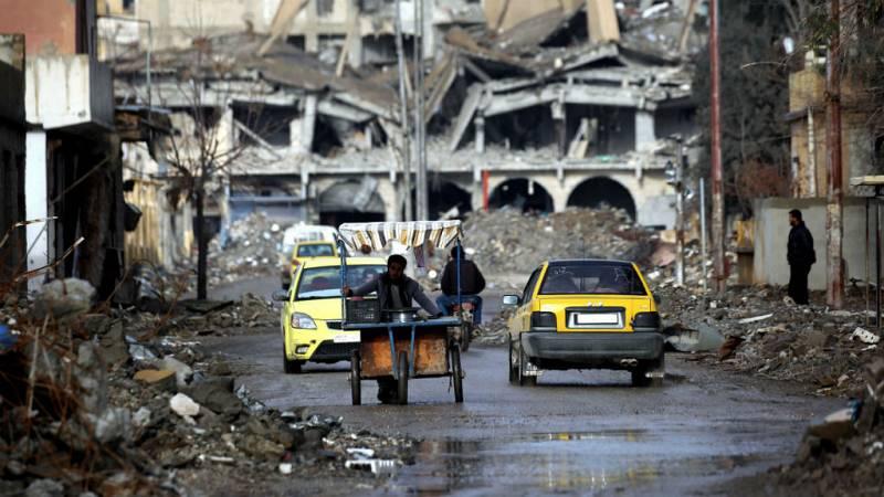 14 horas - Más de 1600 personas murieron en el bombardeo que EE.UU. lanzó sobre Ráqqa en Siria - escuchar ahora