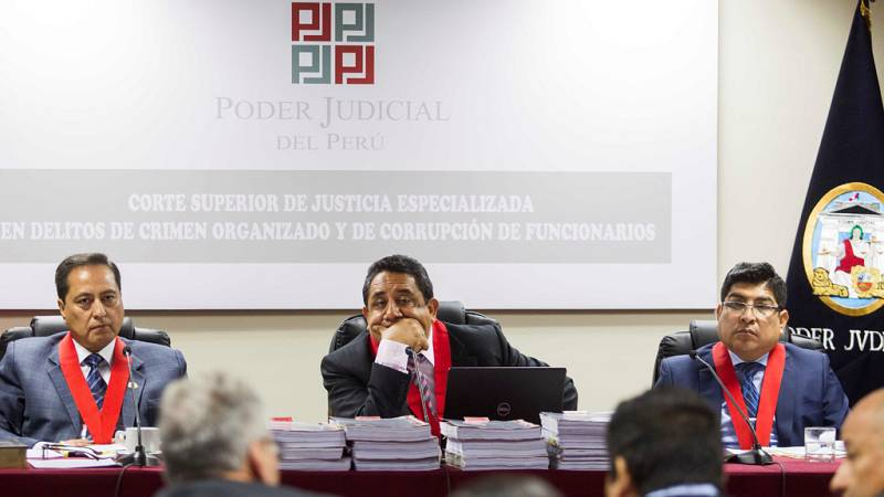 Hora América - La trama de corrupción de Odebrecht en Perú - 25/04/19 - Escuchar ahora