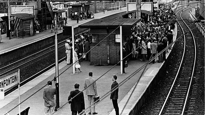 Apartheid a través de la mirada de Ernest Cole - Escuchar ahora