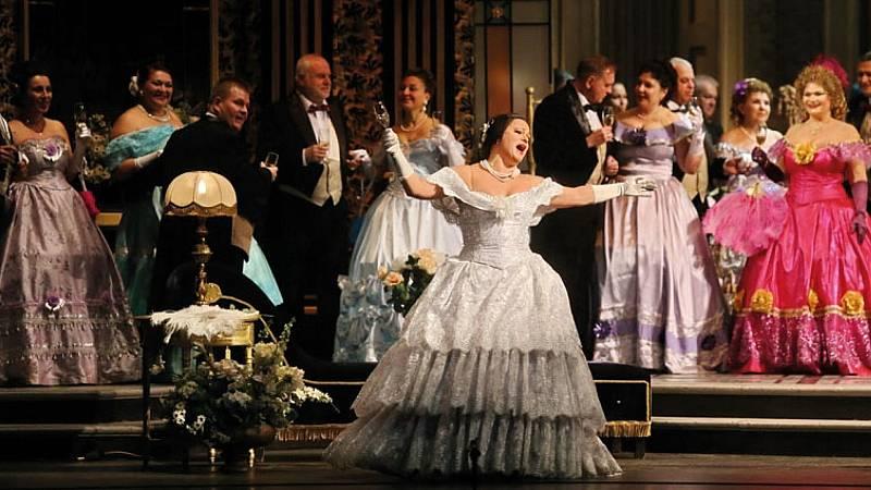 Gran repertorio - VERDI: La Traviata - 28/04/19 - escuchar ahora