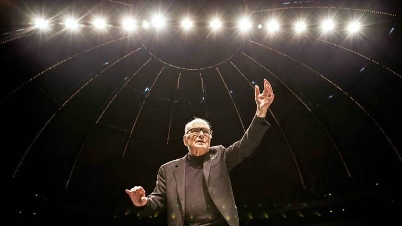 En escena - Ennio Morricone y sus conciertos de despedida en España, Portugal e Italia - 01/05/19 - Escuchar ahora