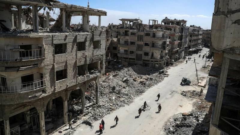 Boletines RNE - Continúa la ofensiva de las fuerzas del régimen sirio - Escuchar ahora