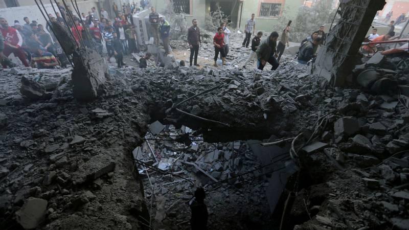 24 horas fin de semana - 20 horas - Netanyahu ordena al Ejército seguir los bombardeos en Gaza - Escuchar ahora