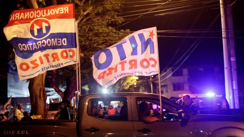 Boletines RNE - Cortizo gana por la mínima las elecciones en Panamá - Escuchar ahora