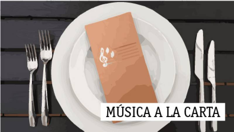 Música a la carta - Rimsky-Korsakov, Stravinsky, Mompou y Britten - 06/05/19 - escuchar ahora