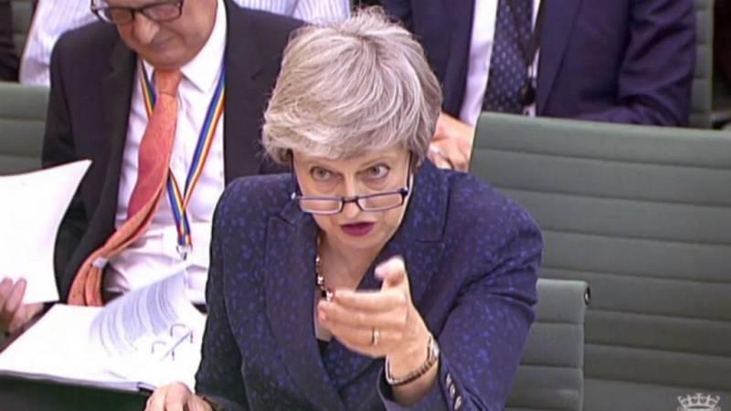 Boletines RNE - Reino Unido participará en las elecciones al Parlamento Europeo - Escuchar ahora