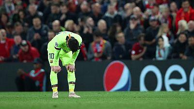 Tablero deportivo - El F.C. Barcelona se queda sin final de la Champions League - Escuchar ahora