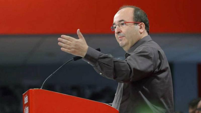 14 horas - Miquel Iceta será el nuevo presidente del Senado - Escuchar ahora