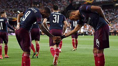 Tablero deportivo - Los goles del Valencia C.F. 2 Arsenal F.C. 4 - Escuchar ahora