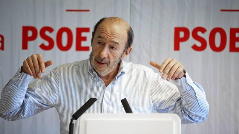 Las mañanas de RNE con Íñigo Alfonso - El PSOE, volcado con Rubalcaba tras su empeoramiento - Escuchar ahora