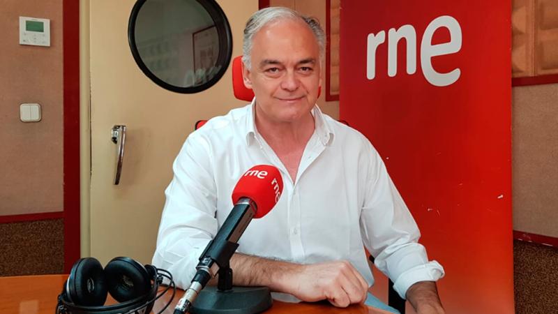 Las mañanas de RNE con Íñigo Alfonso - Entrevistas electorales   Esteban González Pons (Partido Popular)  - Escuchar ahora