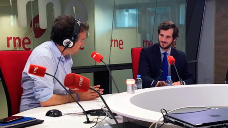 Las mañanas de RNE con Íñigo Alfonso - Todas las respuestas al registro obligatorio de jornada   - Escuchar ahora