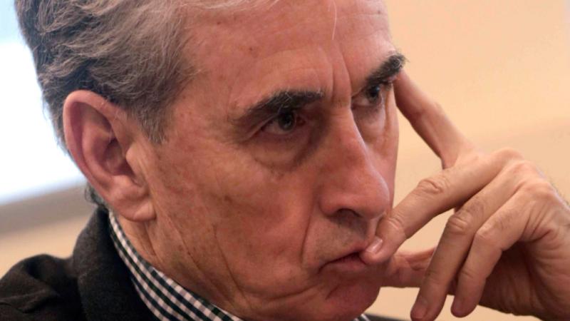 """Ramón Jaúregui: """"Hemos perdido a un hombre grande"""" - escuchar ahora"""