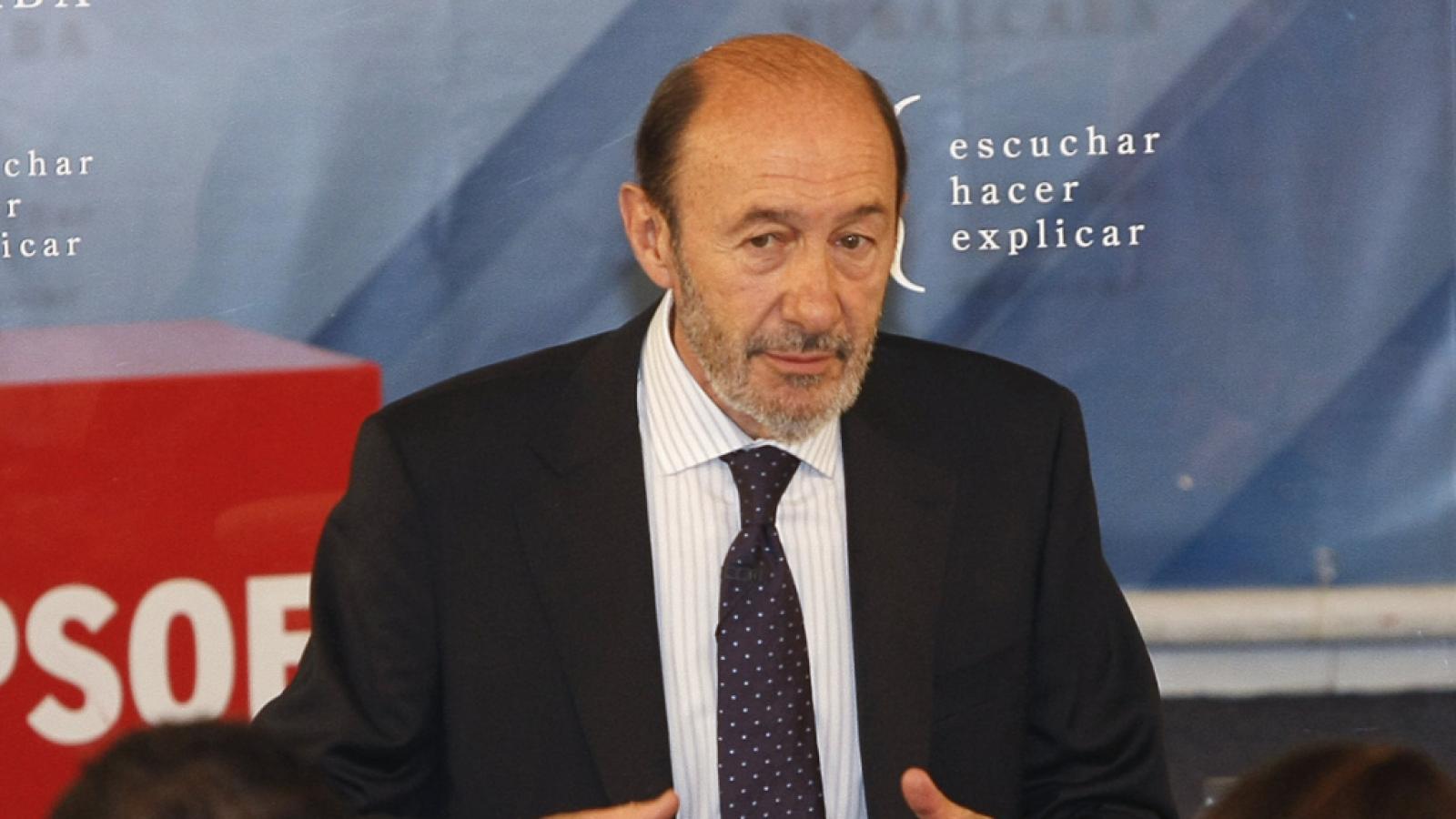 Muere Alfredo Pérez Rubalcaba a los 67 años - escuchar ahora