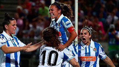 Tablero deportivo - Los goles del Atlético de Madrid 1 Real Sociedad 2 - Escuchar ahora