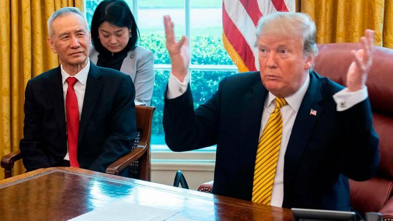 Trump: China pagará más caro el acuerdo si espera a los demócratas - Escuchar ahora
