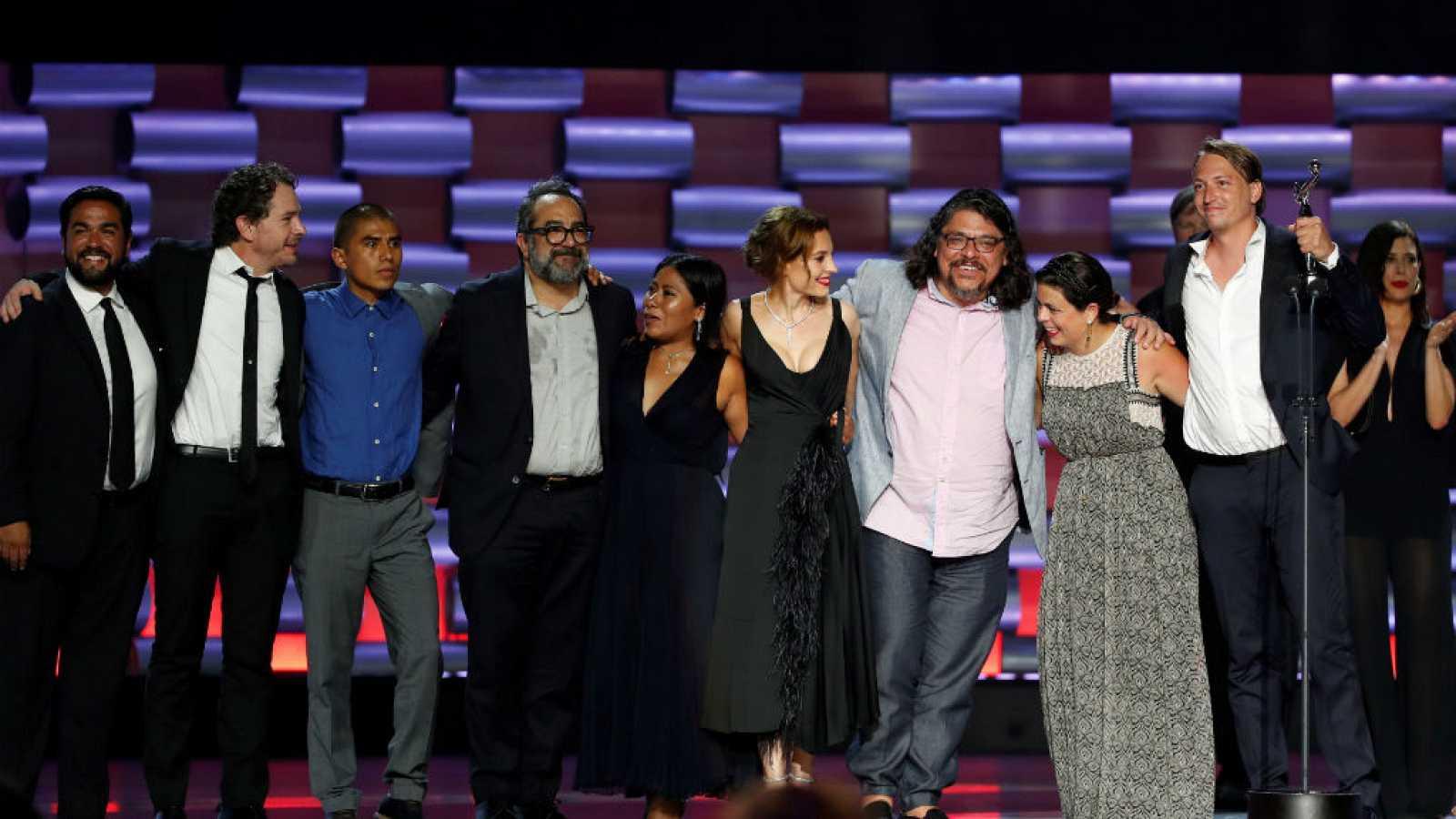 Las mañanas de RNE con Íñigo Alfonso - 'Roma', de Alfonso Cuarón logra cinco Premios Platino - Escuchar ahora