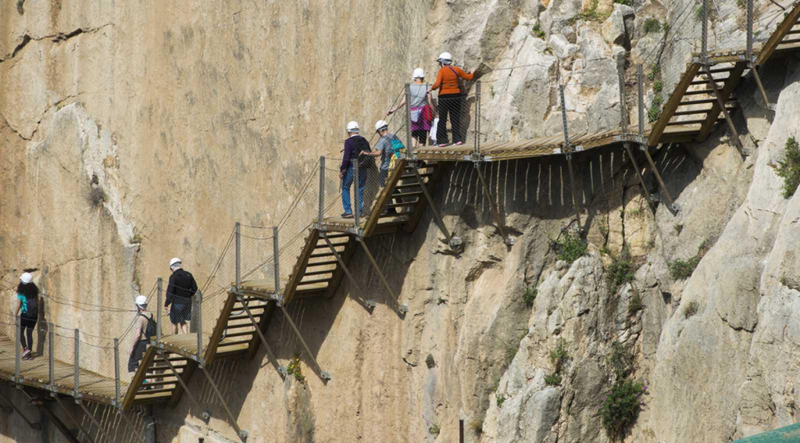 Marca España - El Caminito del Rey candidata a Patrimonio Mundial de la Unesco - 13/05/19 - escuchar ahora