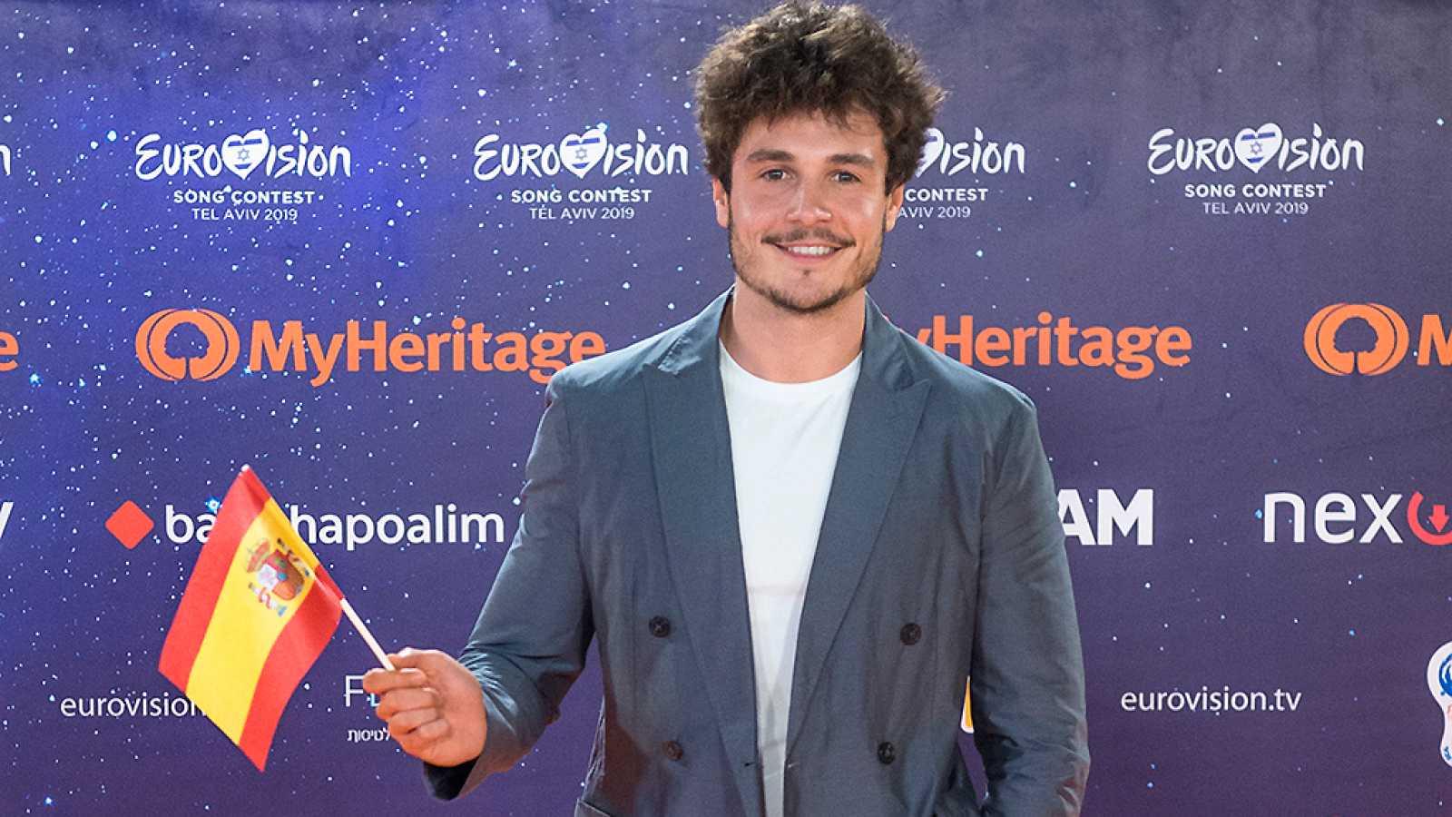 """Universo eurovisión - Miki: """"La frescura de """"La venda"""" no la tiene ninguna canción, juega a nuestro favor"""" - Escuchar ahora"""
